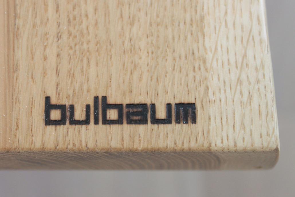 Natur pur: Ein bulbaum Produkt ist immer eine qualitativ hochwertige Einzelanfertigung. bulbaum hat die kreative Idee und das perfekte Handwerk für jeden Kundenwunsch.