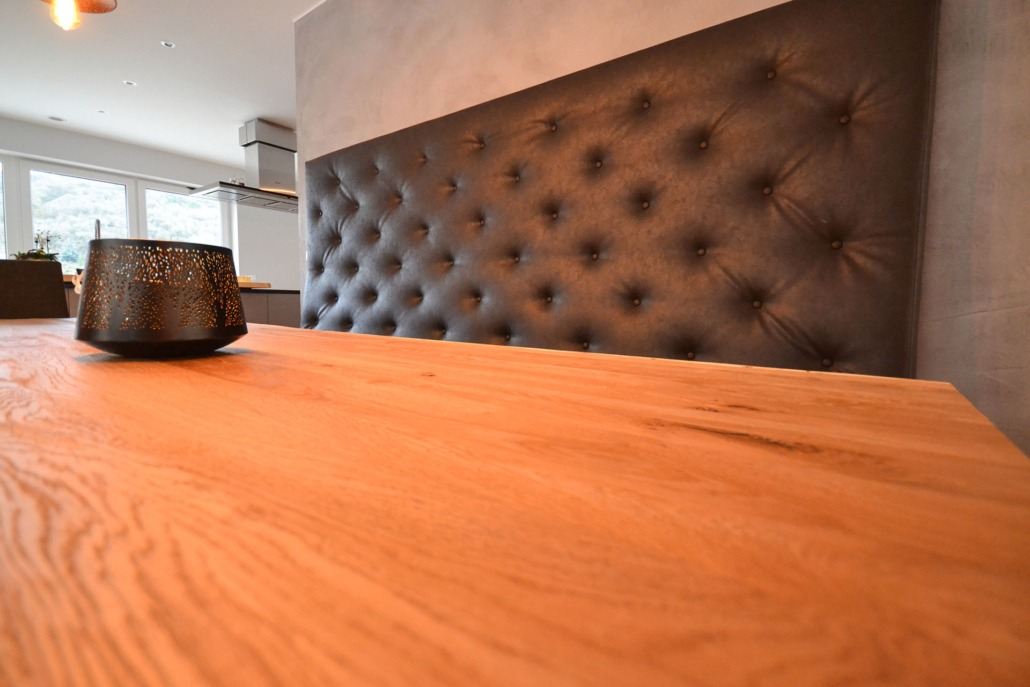 Sit down and relax: Ein bulbaum Produkt ist immer eine qualitativ hochwertige Einzelanfertigung. bulbaum hat die kreative Idee und das perfekte Handwerk für jeden Kundenwunsch.