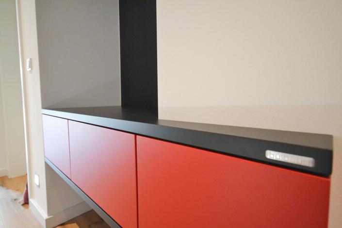 der rote Faden: ein bulbaum Produkt ist immer eine qualitativ hochwertige Einzelanfertigung. bulbaum hat die kreative Idee und das perfekte Handwerk für jeden Kundenwunsch.