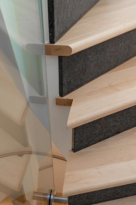 Entwurf & Design: Dale Loth Architects, London - Fotos Thomas Urbany, Holsthum