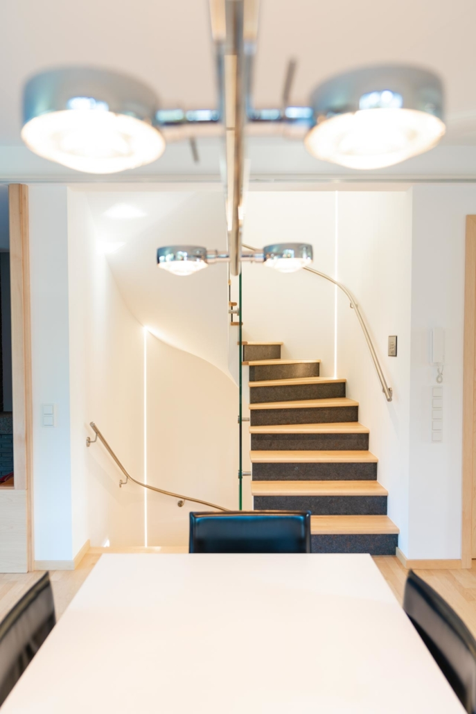 Entwurf & Design: Dale Loth Architects London - Fotos: Thomas Urbany - Holsthum