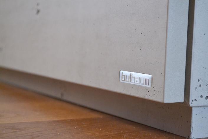 Vivre avec du béton: Ein bulbaum Produkt ist immer eine qualitativ hochwertige Einzelanfertigung. bulbaum hat die kreative Idee und das perfekte Handwerk für jeden Kundenwunsch.