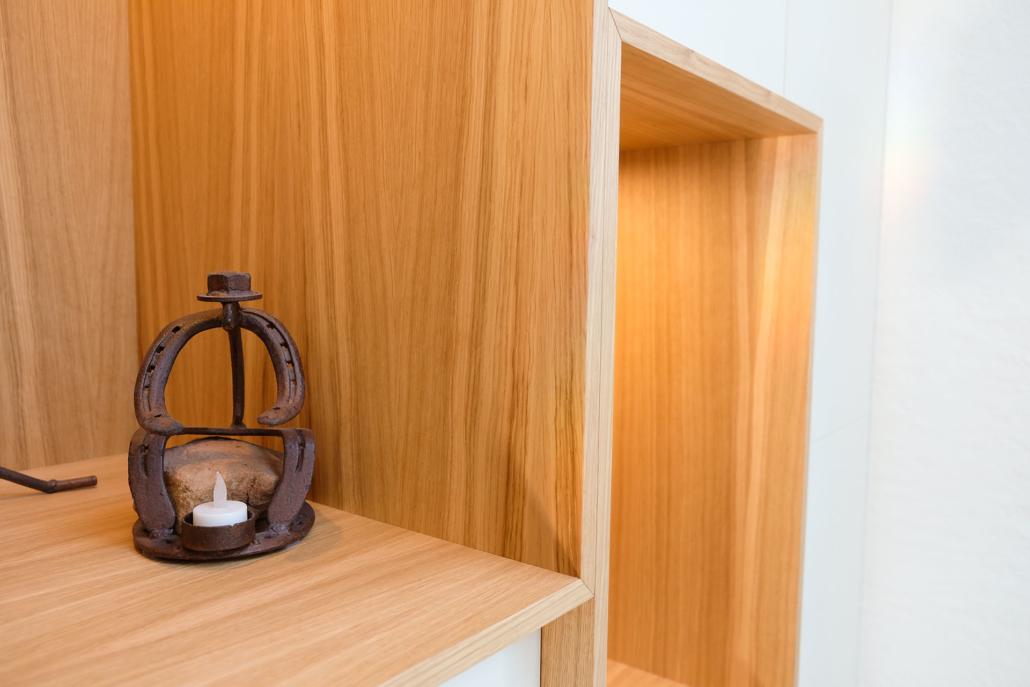 die Truhe im Schrank: Ein bulbaum Produkt ist immer eine qualitativ hochwertige Einzelanfertigung. bulbaum hat die kreative Idee und das perfekte Handwerk für jeden Kundenwunsch.
