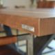 der nussige Tisch: Ein bulbaum Produkt ist immer eine qualitativ hochwertige Einzelanfertigung. bulbaum hat die kreative Idee und das perfekte Handwerk für jeden Kundenwunsch.