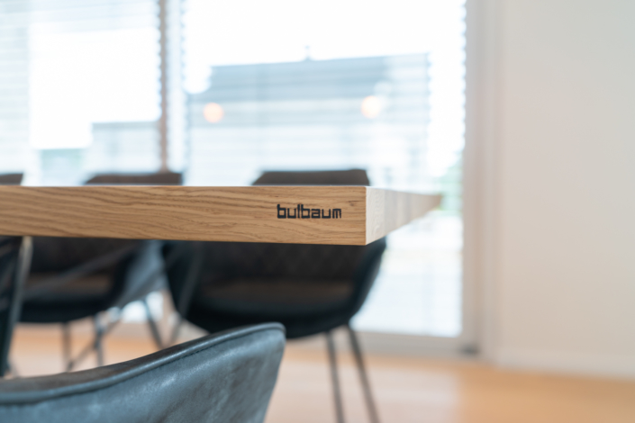 Highlight: Ein bulbaum Produkt ist immer eine qualitativ hochwertige Einzelanfertigung. bulbaum hat die kreative Idee und das perfekte Handwerk für jeden Kundenwunsch.