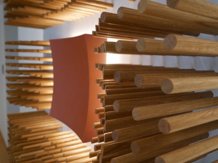 Oak 800: Ein bulbaum Produkt ist immer eine qualitativ hochwertige Einzelanfertigung. bulbaum hat die kreative Idee und das perfekte Handwerk für jeden Kundenwunsch.