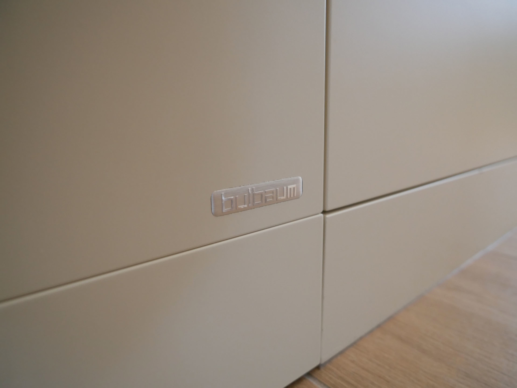 hidden room - eine neue Küche von bulbaum