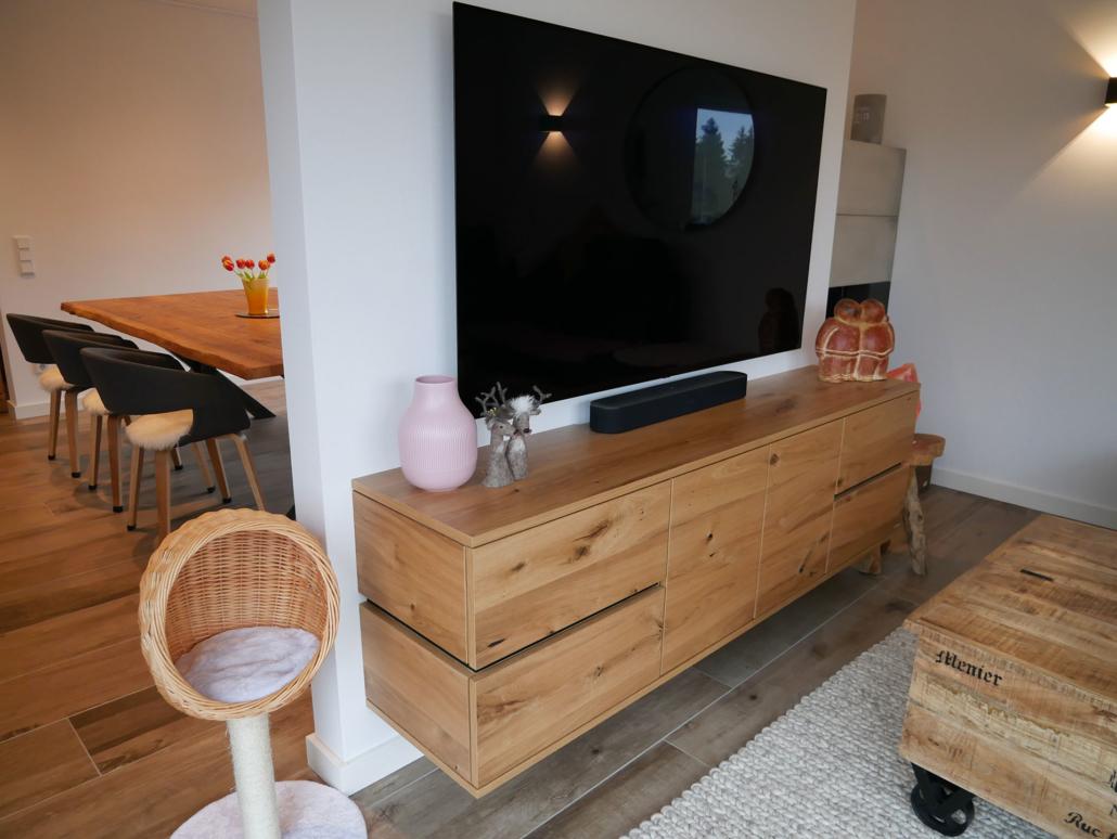 Fernsehgenuss: ein bulbaum Produkt ist immer eine qualitativ hochwertige Einzelanfertigung. bulbaum hat die kreative Idee und das perfekte Handwerk für jeden Kundenwunsch.