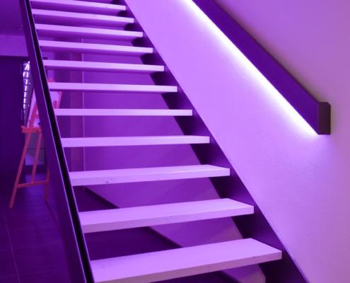 LED Handläufe 7